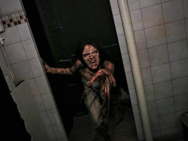 Halloween Horror Nights, The Chalet Hauntings