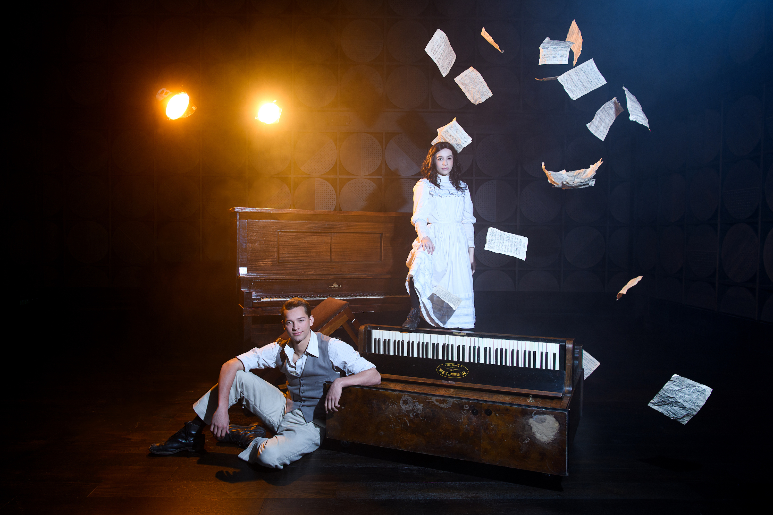 Win a double pass to MLIVE's My Brilliant Career musical