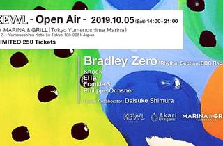 KEWL -Open Air- with Bradley Zero