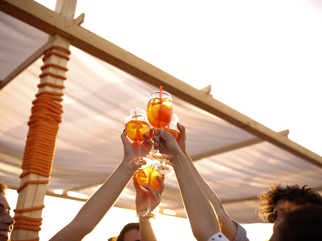 Aperol Together We Fest