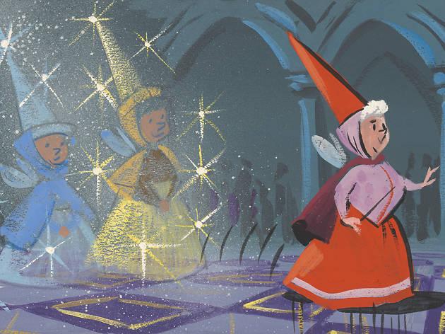 Disney: Magic of Animation