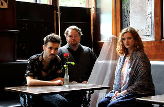 'Last Orders' at Old Red Lion Theatre