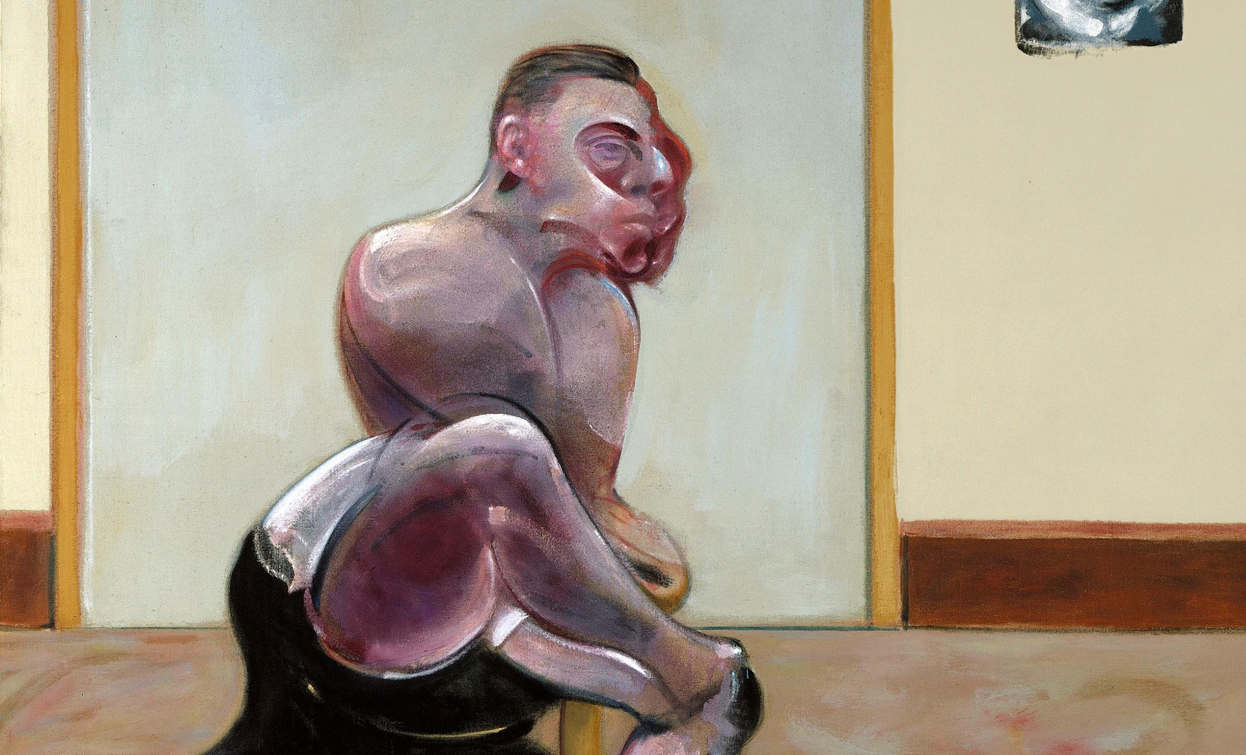Francis Bacon, en toutes lettres