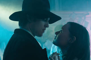 A still from the film Lost Ones