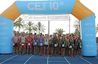 Aquatló CET10 Barcelona