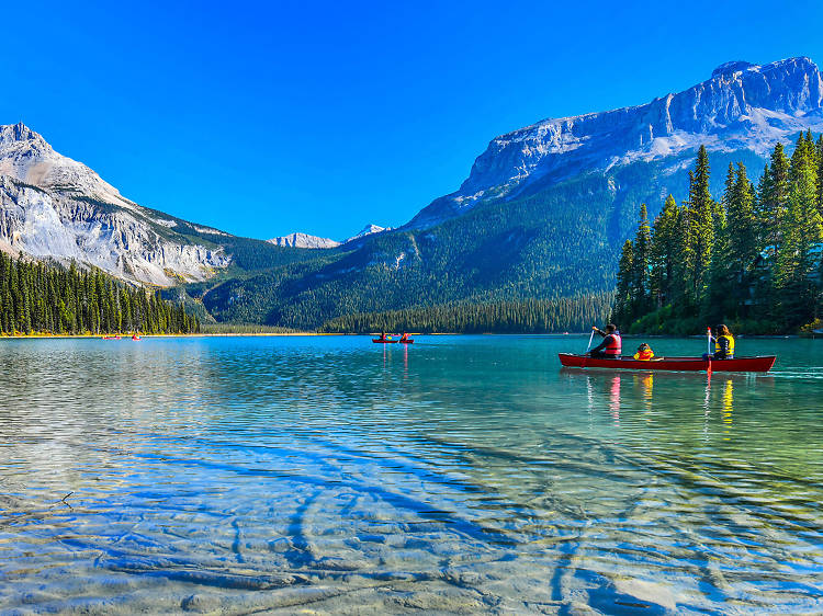 Ten jaw-dropping stop-offs on a Western Canada road trip