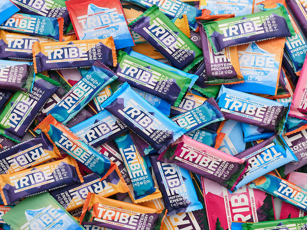 50% off your first pack of Tribe bars