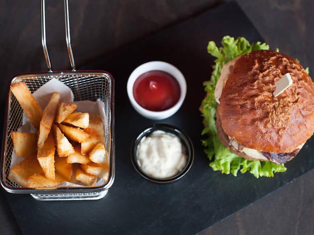 Samses vegan restaurant Zurich