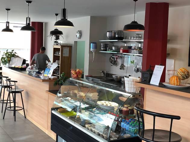 Vege Cafe vegan cafe, Lausanne