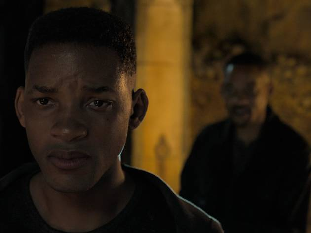 Will Smith stars alongside himself in Gemini Man