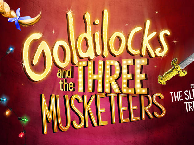 'Goldilocks and the Three Musketeers' at Battersea Arts Centre
