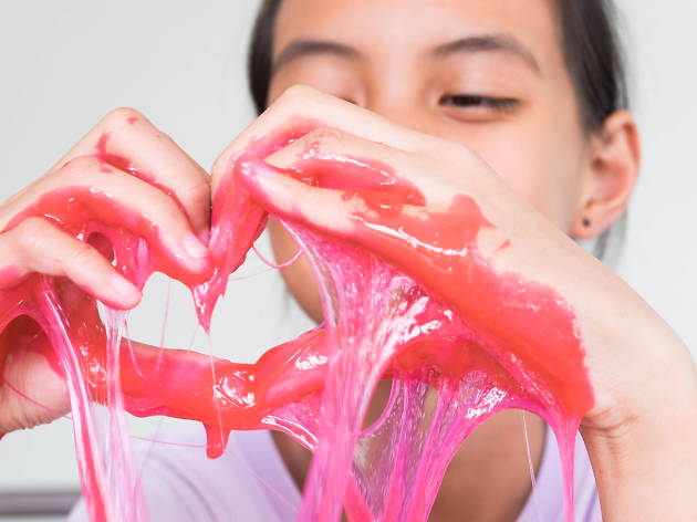 Gnarly! A slime experience is coming to NYC, so expect an ooey gooey autumn