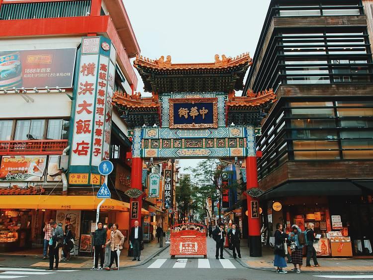 Yokohama, Kanagawa prefecture
