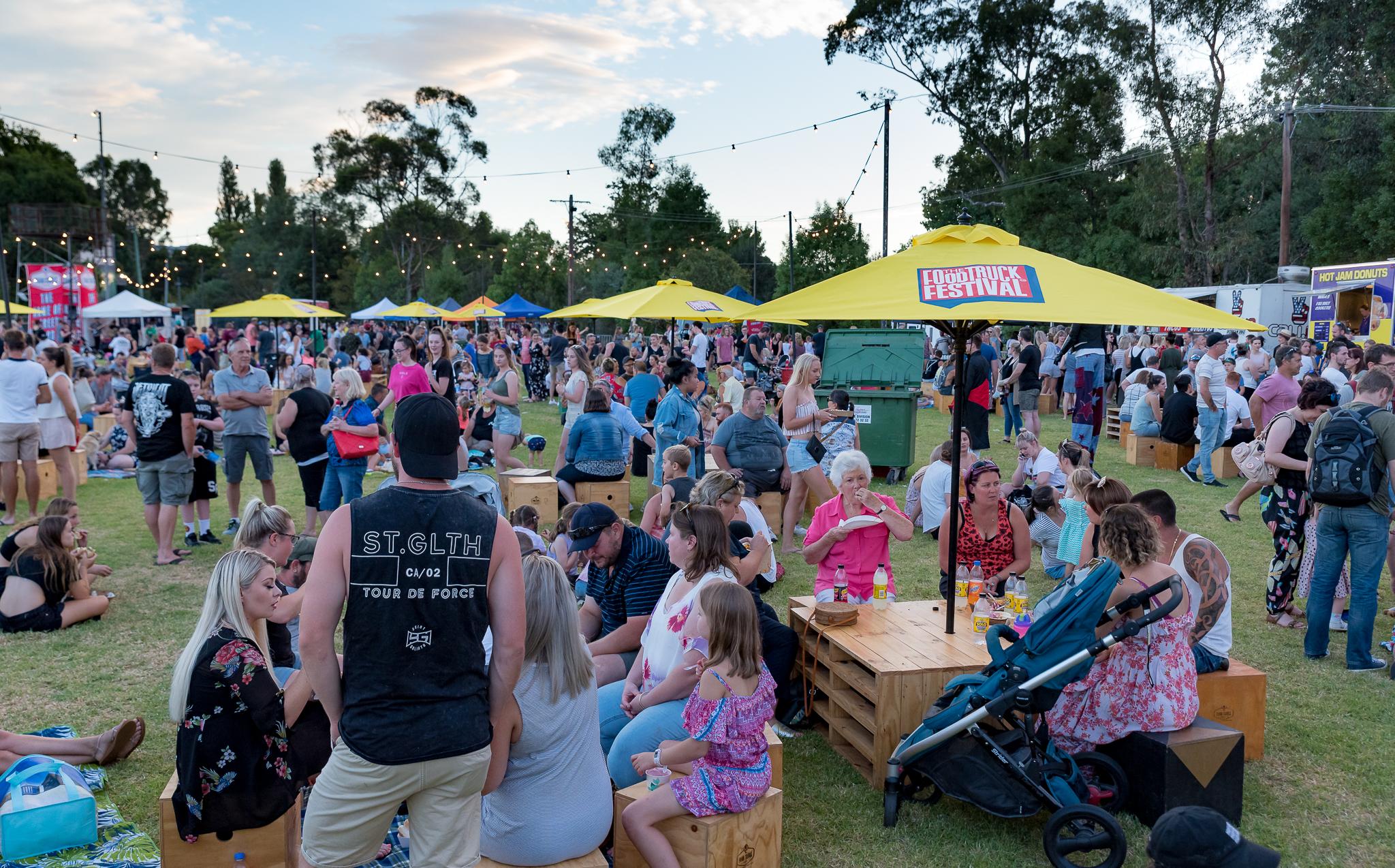 Grand Final Food Truck Festival