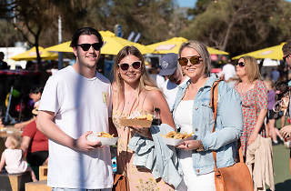 Food Truck Park Festival Frankston