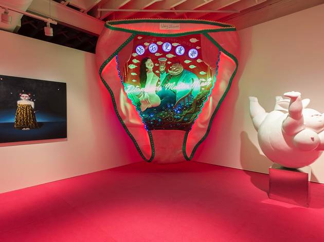 'Then' at White Rabbit, exhibition view, supplied