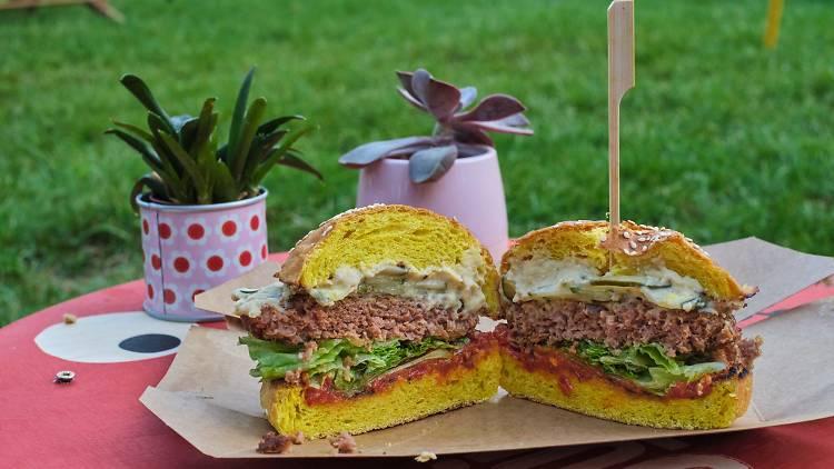 Beyond Burger: The Garden Bar and Kitchen