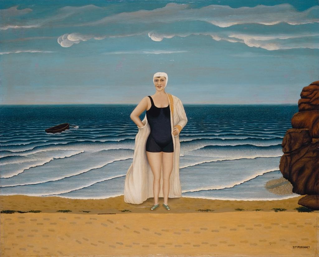 Du Douanier Rousseau à Séraphine, les grands maîtres de l'art naïf