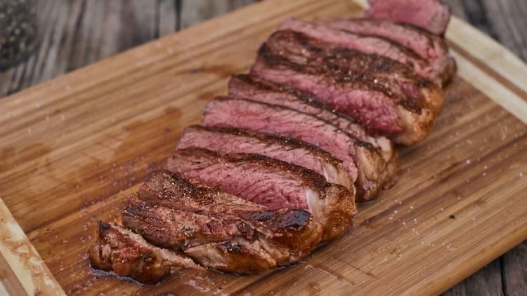 Picanha (Australian Angus) Steak: Reshetka by Đurina Hiža