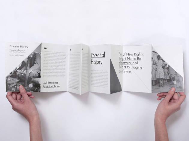 Ariella Aïsha Azoulay. The Potential History of Palestine. 2013 © Photograph: Leevetamar, 2019