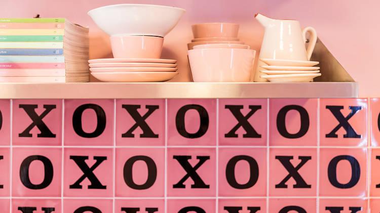 Kitchenette pop-up store