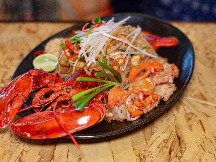 Baan Thai:清酒雞尾酒配惹味海鮮