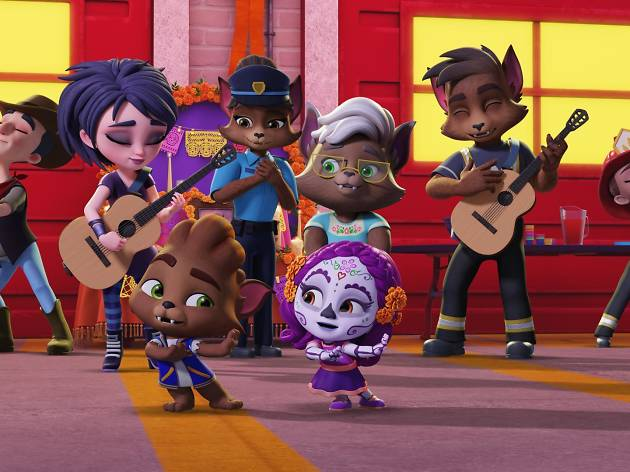 The best new kids' movies on Netflix in October