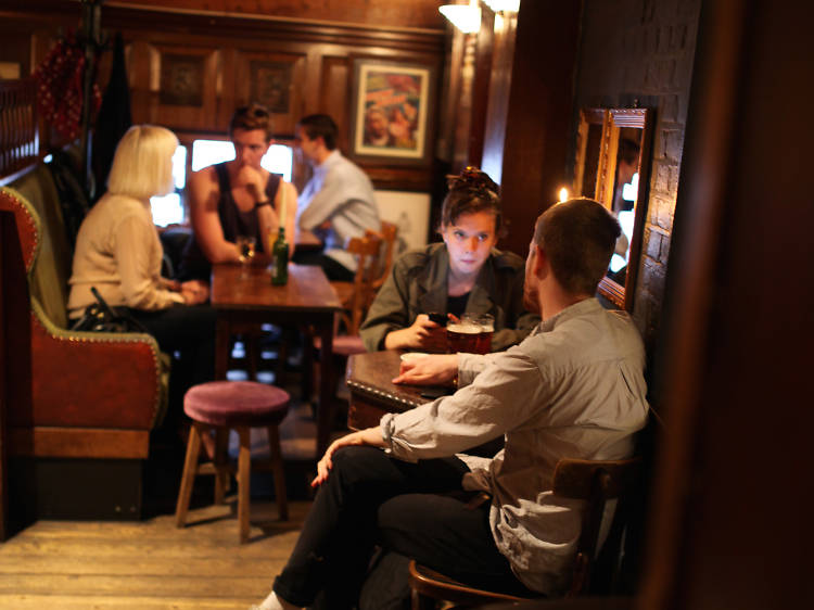 London's most cosy pubs