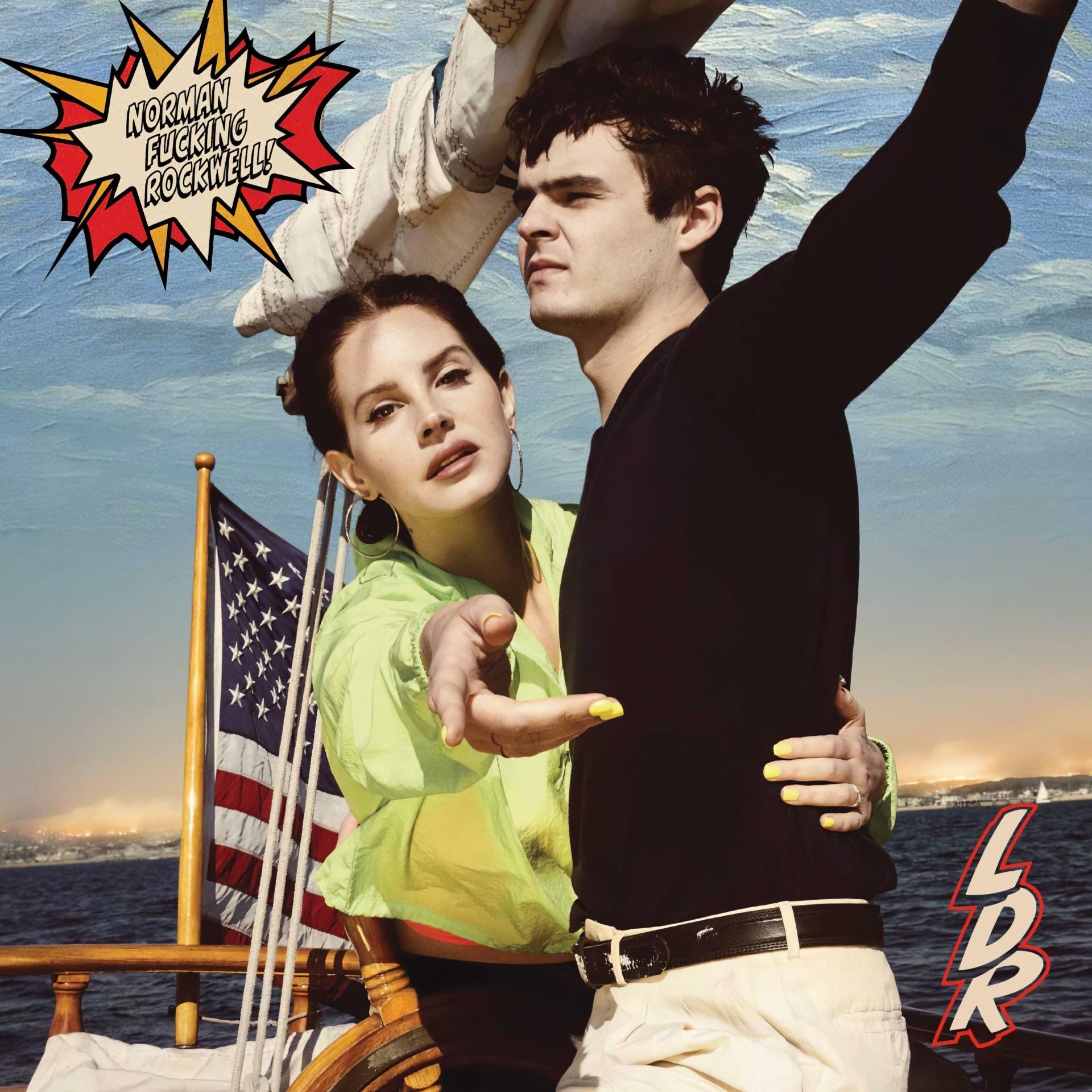 Lana del Rey - 'Norman Fucking Rockwell!'