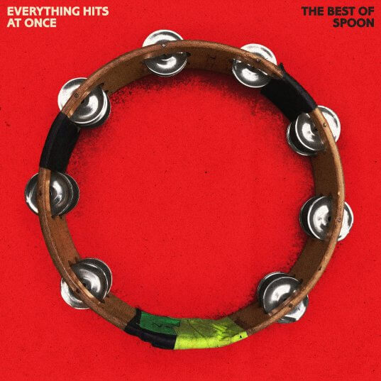 Spoon - 'Everything hits at once: the best of Spoon'