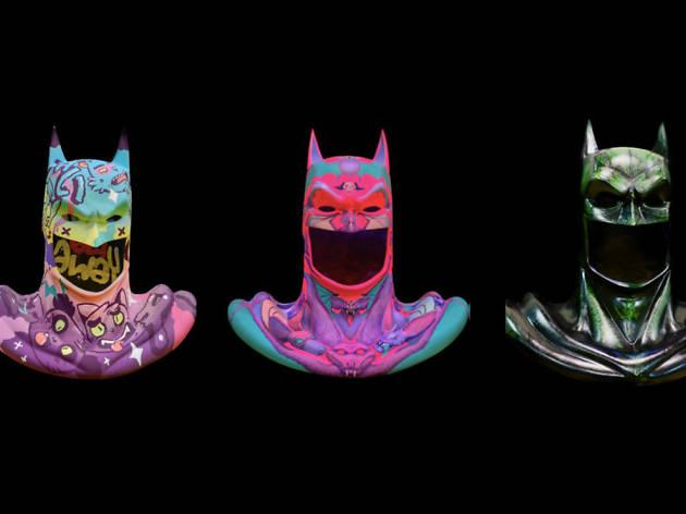 Exposición de Batman por los 80 años