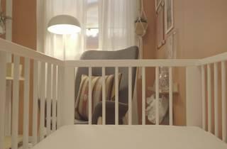 IKEA cot