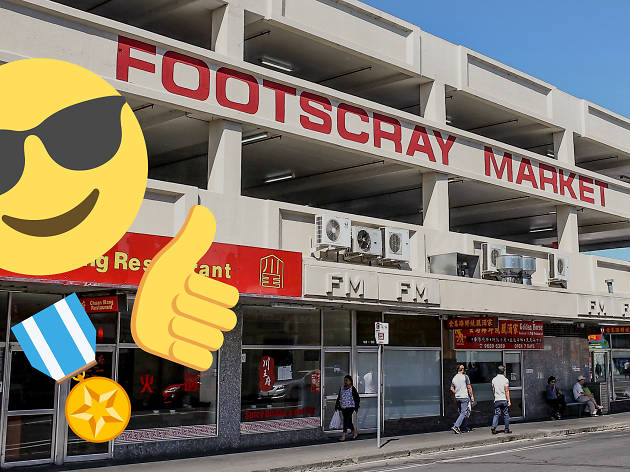 Footscray has been named one of the coolest neighbourhoods in the world