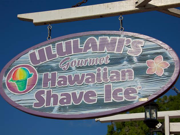 Ululani's Hawaiian Shave Ice