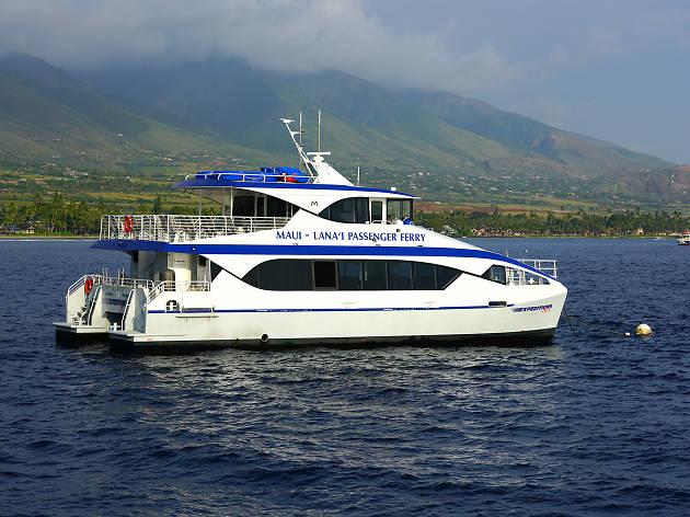 Maui-Lanai Passenger Ferry