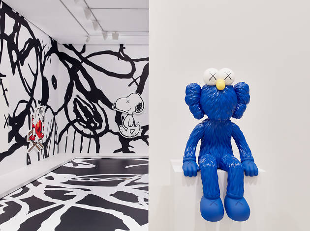 KAWS NGV 2019 supplied
