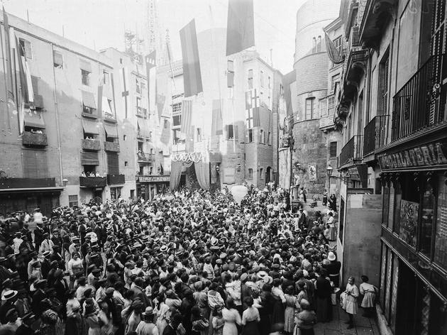 © Jose M. Sagarra i Plana, ANC.