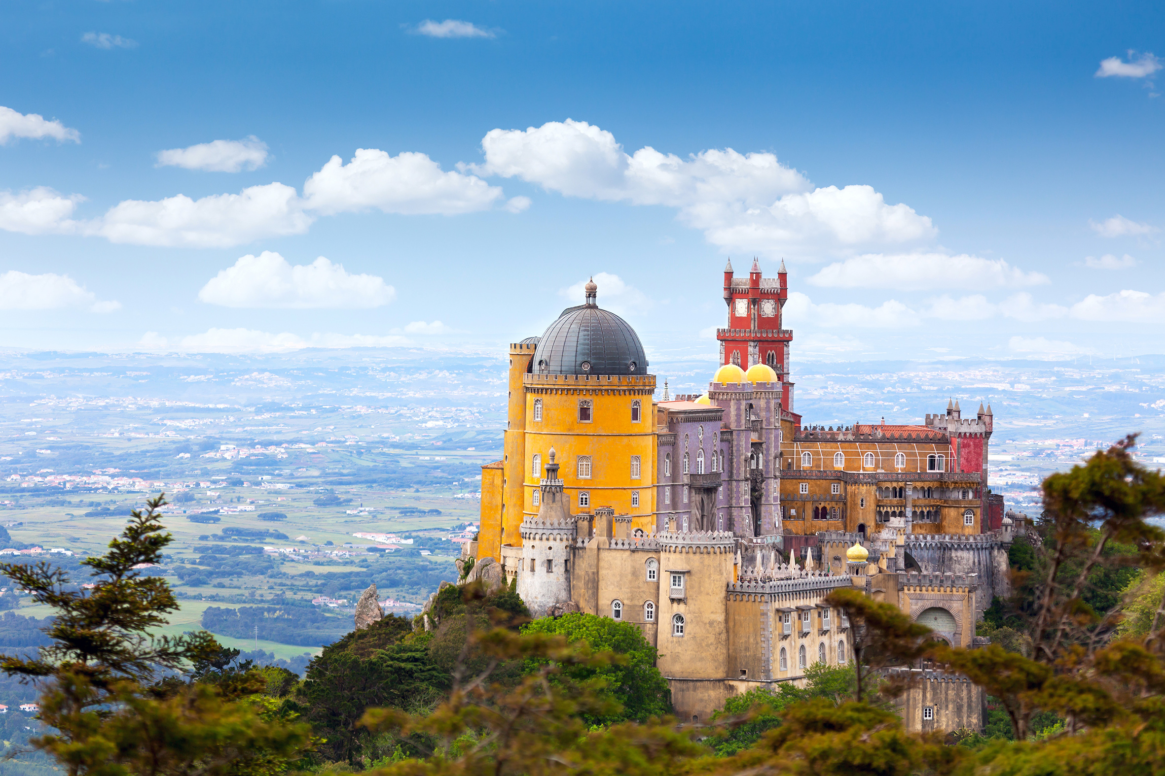 8 Lisbon and Porto: Sintra
