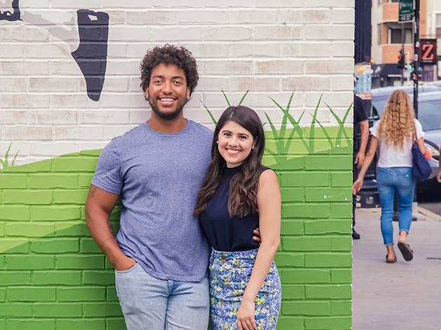 We sent two Chicagoans on a blind date in Wicker Park—here's how it went