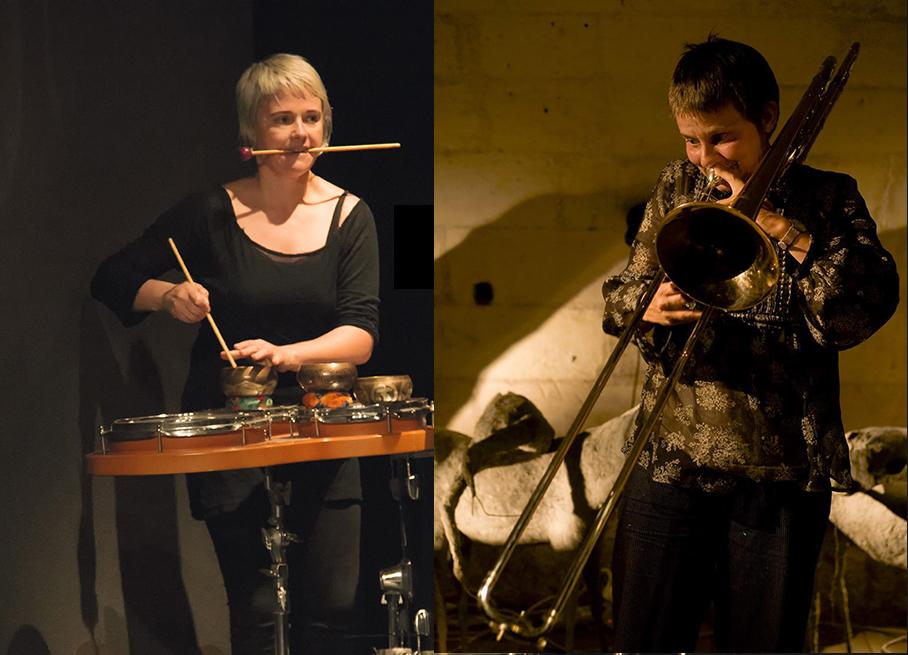 Núria Andorrà + Christiane Bopp