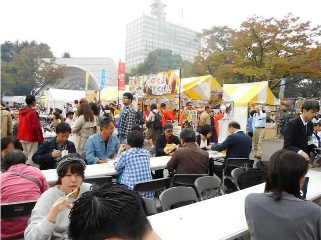 九州観光・物産フェア in 代々木