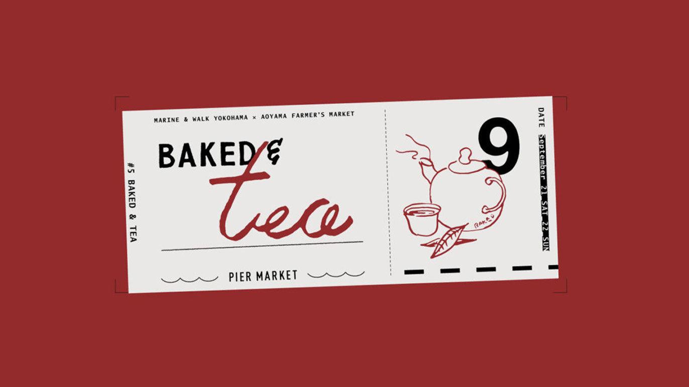 Baked & Tea Yokohama