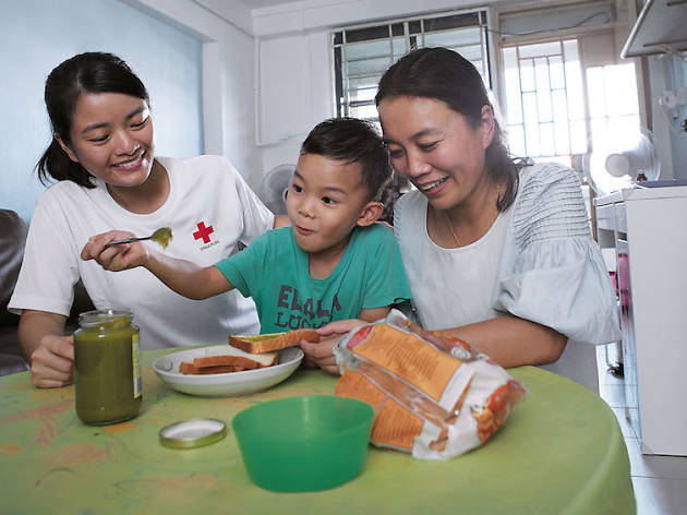 70 Years of Serving Humanity, Saving Lives, Singapore Red Cross