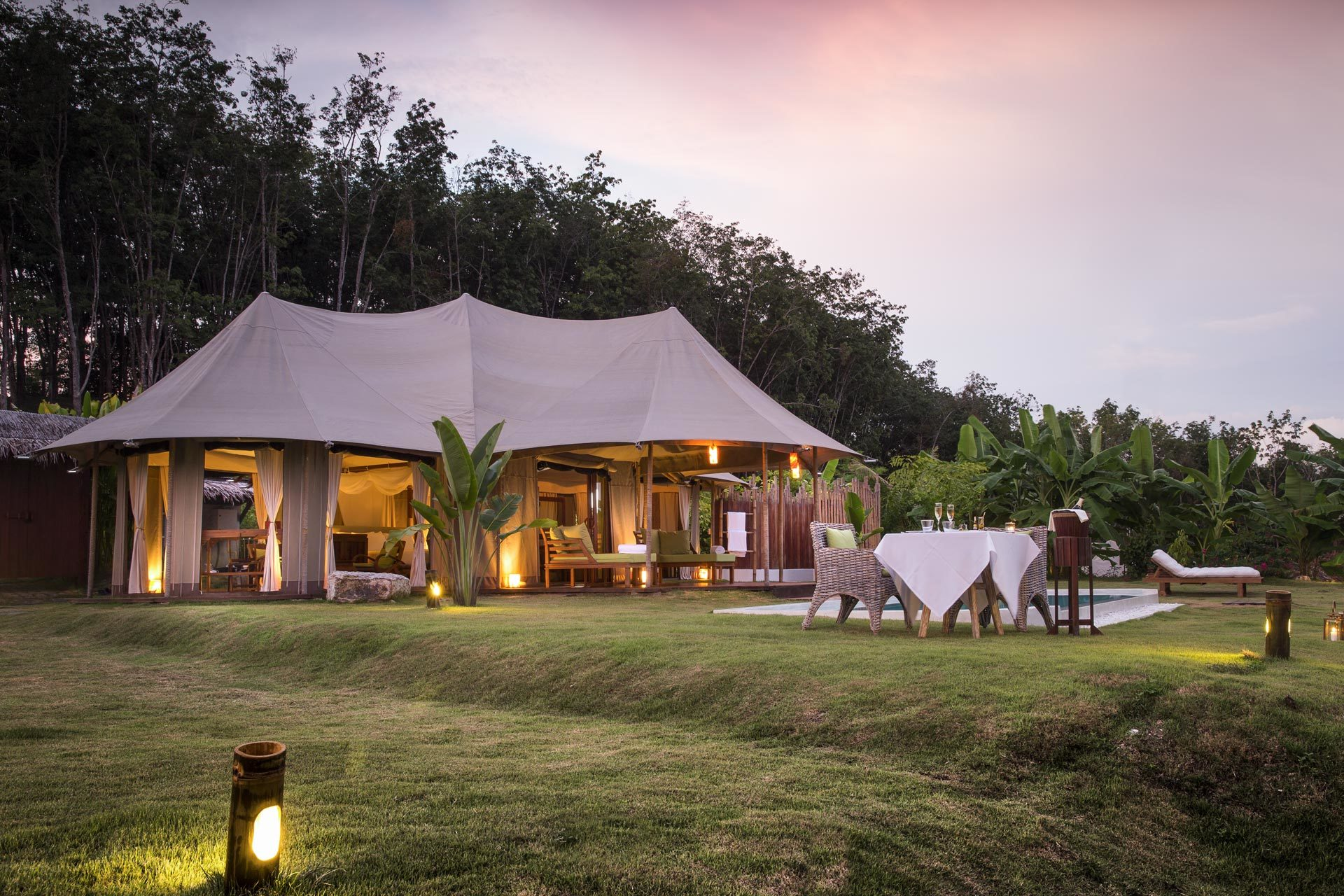 The best glamping spots in Southeast Asia