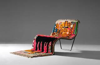 Marria Pratts. Flying carpets, 2018