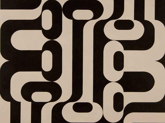 Manuel Barbadillo. Estudio. Sèrie Composicions modulars