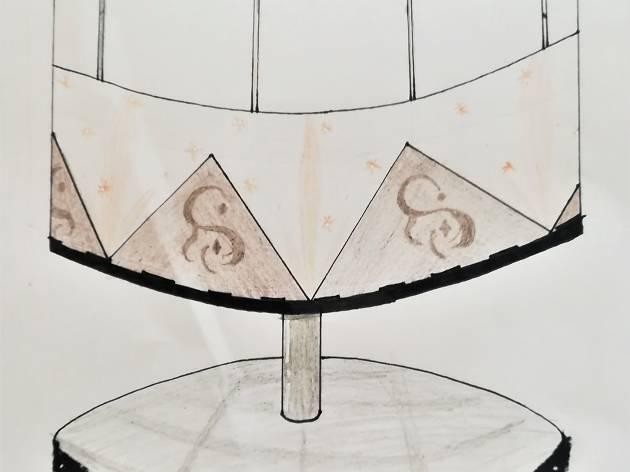 Uma roda viva! Museu do Oriente