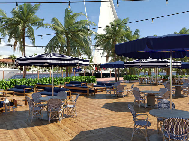 The Wharf Fort Lauderdale