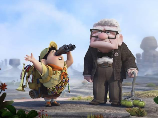 Up, de Pixar
