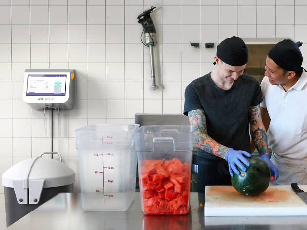 Four ways that robots are improving the food and drink industry in London